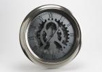 Часы металл, стекло 47см*47см*9см