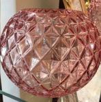 Подсвечник-ваза (стекло)