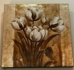 Декоративное панно (75х75 см.)