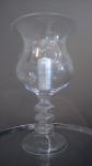 Подсвечник-ваза (стекло, высота 41 см)