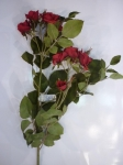 "Роза ""Эмили"" красная 65 см"